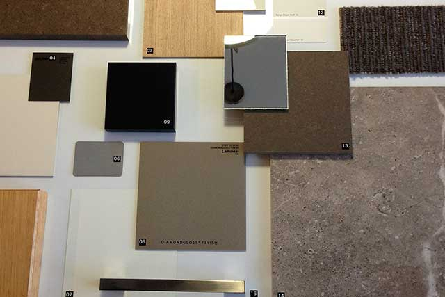 Interior Material Selection